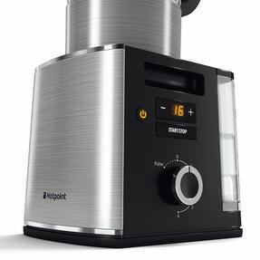 Hotpoint F082084 Steam Blender, 550 W, Stainless Steel Thumbnail 9