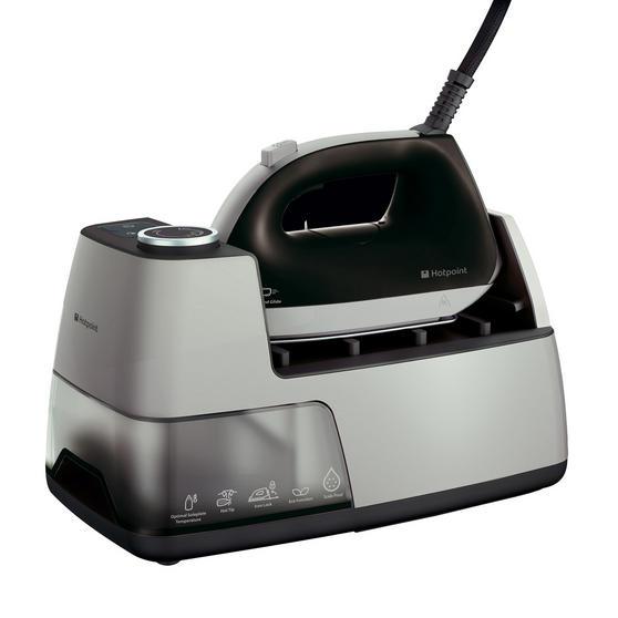 Hotpoint F082736 HD Line SG E12 AA0 Steam Generator Iron, 2400 W, Black