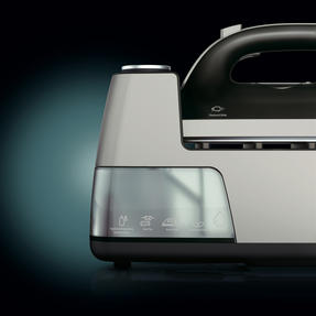 Hotpoint F082736 HD Line SG E12 AA0 Steam Generator Iron, 2400 W, Black Thumbnail 7