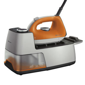 Hotpoint F082740 HD Line SG C10 AA0 Steam Generator Iron, 2400 W, Orange Thumbnail 2