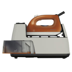 Hotpoint F082740 HD Line SG C10 AA0 Steam Generator Iron, 2400 W, Orange Thumbnail 3