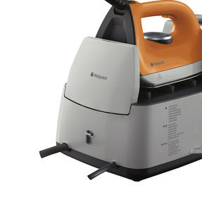 Hotpoint F082740 HD Line SG C10 AA0 Steam Generator Iron, 2400 W, Orange Thumbnail 5