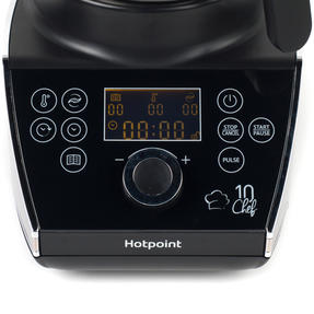 Hotpoint F100194 Ultimate Collection 10 Chef Multi-Cooker and Blender, 1.5 L, 570 W, Stainless Steel Thumbnail 7