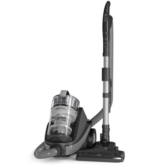 Hotpoint F101340 Ultimate Collection M07 A4H B Multi-Cyclonic Vacuum Cleaner, 2 Litre, 700 W