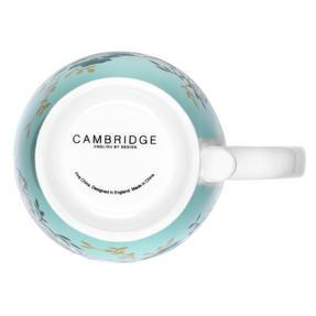 Cambridge CM05451 Kensington Albany Duck Egg Fine China Mug, Set of 2 Thumbnail 2