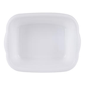 Beldray LA057396WHITEEU Rectangular Washing Up Bowl, 10 L,White Thumbnail 2