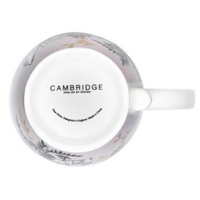 Cambridge CM054521 Kensington Aspen Heather Fine China Mugs, Set of 4 Thumbnail 2