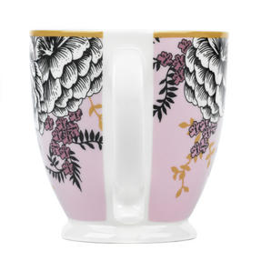 Cambridge CM054521 Kensington Aspen Heather Fine China Mugs, Set of 6 Thumbnail 3