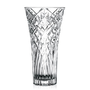 "RCR COMBO-3419 Melodia Luxion Dishwasher Safe Crystal 12"" Vase and Centrepiece Bowl Thumbnail 5"