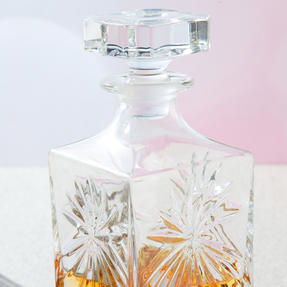 RCR COMBO-3668 Oasis Luxion Crystal Drinkware Collection with Decanter, 25 Piece Thumbnail 9