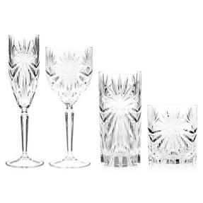 RCR COMBO-2558 Oasis Luxion Crystal Large Drinkware Collection, 48 Piece Thumbnail 2