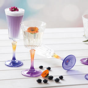 RCR COMBO-3670 Gipsy Luxion Crystal Drinkware Collection, 24 Piece Thumbnail 9