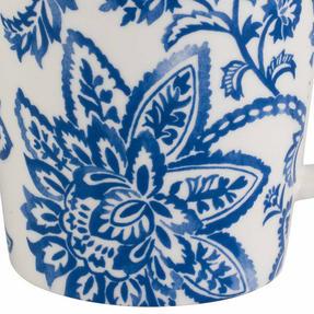 Cambridge CM06067 Set of 2 Arrabella Blue Lincoln Mugs Thumbnail 4