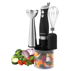 Salter EK2827RV2 3-in-1 Blender Set, 350 W Thumbnail 1