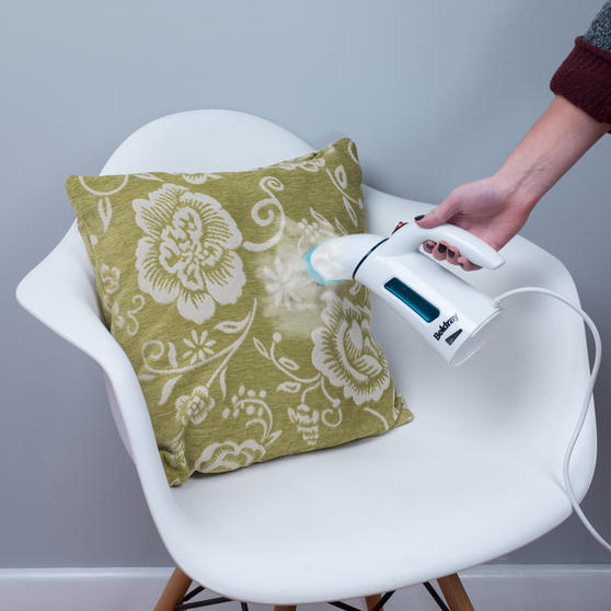 Beldray Handheld Garment Steamer, 600 W, Turquoise Thumbnail 8