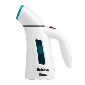 Beldray BEL0725TQ Handheld Garment Steamer, 600 W, Turquoise Thumbnail 1