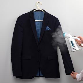 Beldray BEL0725TQ Handheld Garment Steamer, 600 W, Turquoise Thumbnail 5