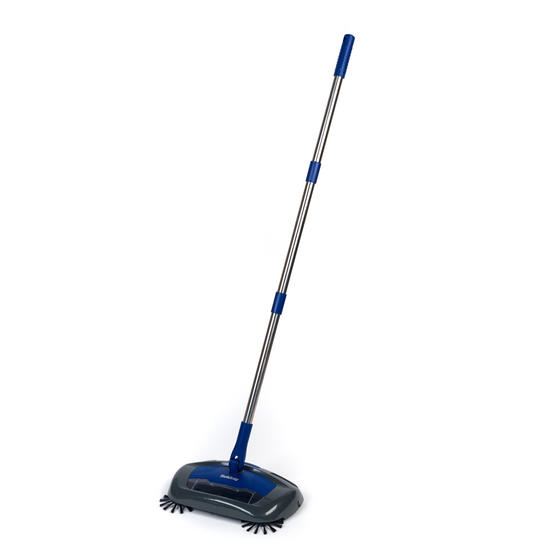 Beldray Rechargeable Electric Floor Sweeper, Blue Thumbnail 1