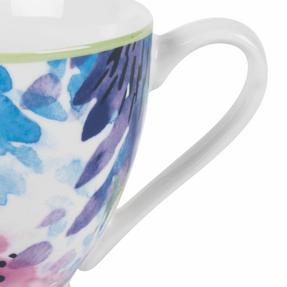 Portobello CM06166NBC Adalyn Mint Sandringham NBC Floral Mugs, Set of 8 Thumbnail 3