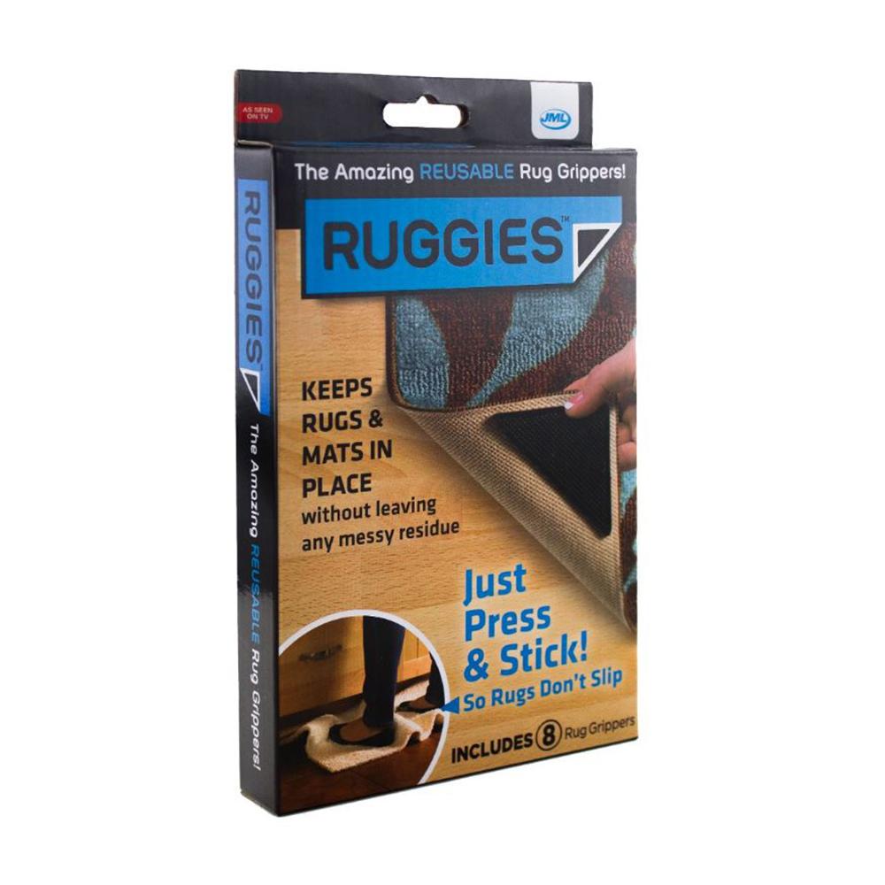 Eight Ruggies Anti Slip Rug Grippers