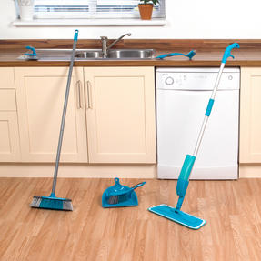 Beldray COMBO-3579 Telescopic Spray Mop with Household Cleaning Brushes Set, 6 Piece Thumbnail 6