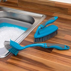 Beldray COMBO-3579 Telescopic Spray Mop with Household Cleaning Brushes Set, 6 Piece Thumbnail 7