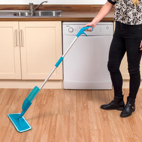 Beldray COMBO-3579 Telescopic Spray Mop with Household Cleaning Brushes Set, 6 Piece Thumbnail 10