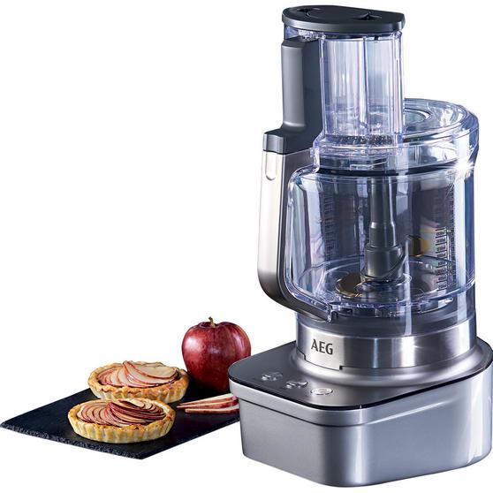 AEG FP9300 Gourmet Pro Food Processor, 4.2 L, 1200 W