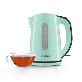 Bosch COMBO-3474 Country 1.7 Litre Kettle with Two Slice Toaster, Mint Green Thumbnail 5