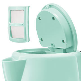 Bosch COMBO-3474 Country 1.7 Litre Kettle with Two Slice Toaster, Mint Green Thumbnail 8
