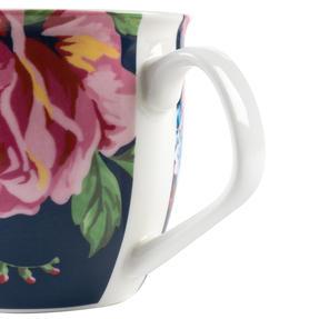 Cambridge CM057151 Oxford Bethany Navy Fine China Mug, Set of 6 Thumbnail 4