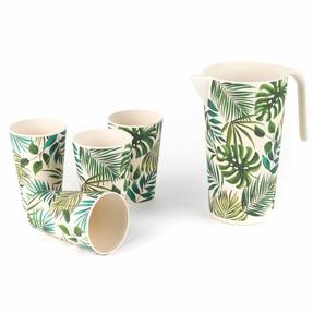 Cambridge COMBO-3676 Polynesia Bamboo Eco-Friendly Tableware - Complete Collection Thumbnail 3