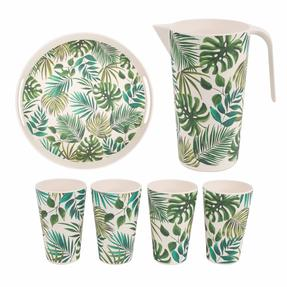 Cambridge COMBO-3676 Polynesia Bamboo Eco-Friendly Tableware - Complete Collection Thumbnail 5