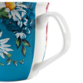 Cambridge CM057141 Oxford Helena Blue Fine China Mug, Set of 2 Thumbnail 4