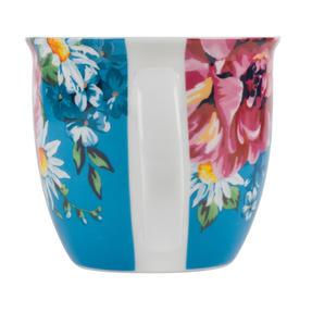 Cambridge CM057141 Oxford Helena Blue Fine China Mug, Set of 8 Thumbnail 2