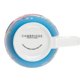 Cambridge CM057141 Oxford Helena Blue Fine China Mug, Set of 8 Thumbnail 5