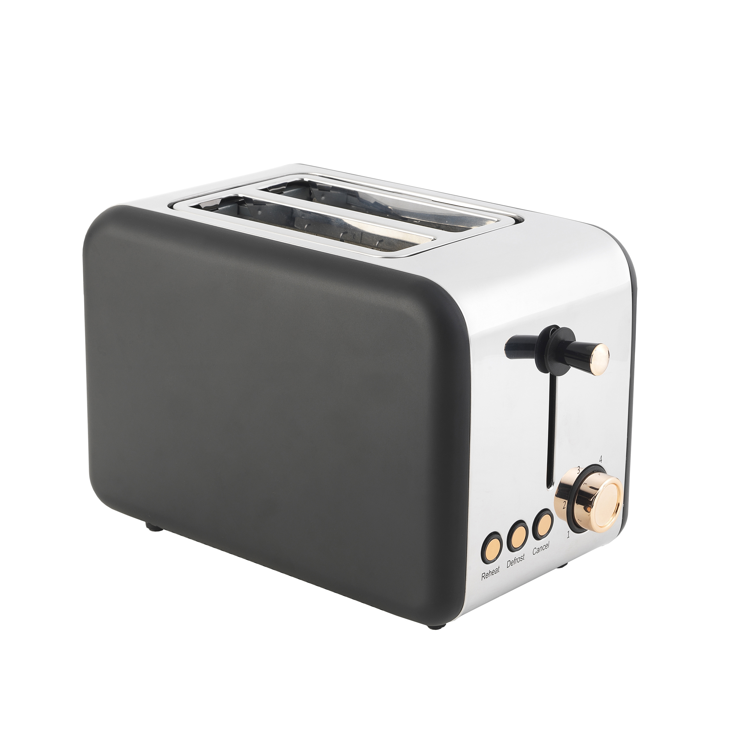 Salter Ek2652rg 2 Slice Toaster 850w Rose Gold Edition