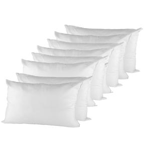Beldray COMBO-3369 Deep Fill Pillow, Pack of 8, White Thumbnail 3