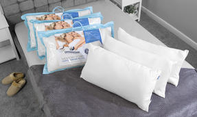 Dreamtime COMBO-3470 Memory Foam Choice Comfort Pillow, Set of 6 Thumbnail 2