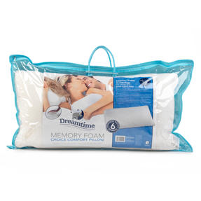 Dreamtime COMBO-3470 Memory Foam Choice Comfort Pillow, Set of 6 Thumbnail 7