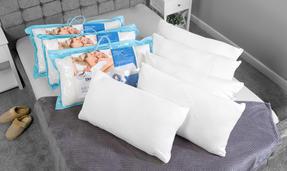 Dreamtime COMBO-3471 Memory Foam Choice Comfort Pillow, Set of 8 Thumbnail 2