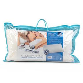 Dreamtime COMBO-3471 Memory Foam Choice Comfort Pillow, Set of 8 Thumbnail 7