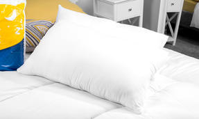 Dreamtime COMBO-3381 Super Bounce Hollow Fibre Pillow, Pack of 4, White Thumbnail 5