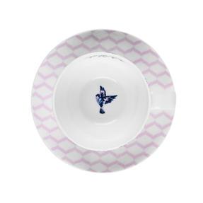 Portobello CM04956 Suzume Bone China Cup and Saucer, Set of 8 Thumbnail 3
