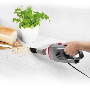 Beldray BEL0770N-GRY 2-in-1 Multifunctional Vacuum Cleaner, 1 Litre, 600 W, Grey Thumbnail 6