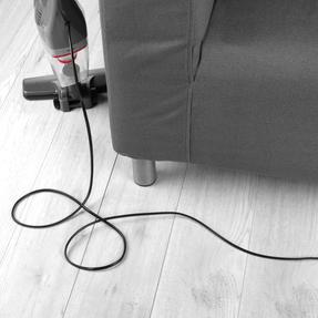 Beldray BEL0770N-GRY 2-in-1 Multifunctional Vacuum Cleaner, 1 Litre, 600 W, Grey Thumbnail 10
