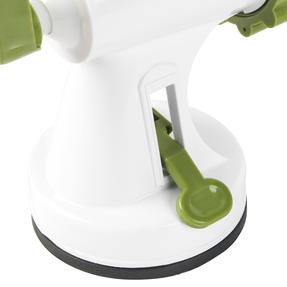 Salter BW06543AR Meat Mincer with Two Blade Attachments, White/Green Thumbnail 6