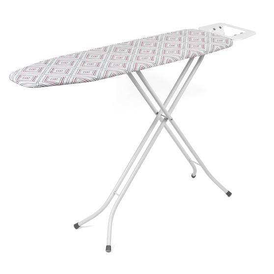 Diamond Stripe Foldable Ironing Board