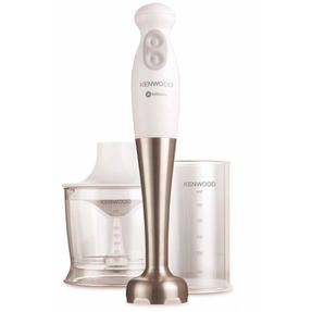 Kenwood HB682 Turbo Function Hand Blender, 450 W, White Thumbnail 1