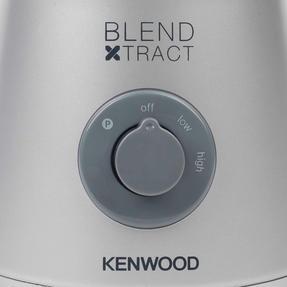 Kenwood SMP064SI Smoothie 2 Go Sport Blender, 300 W, Silver Thumbnail 7